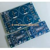 PCB, LM3886 Gainclone Amplifier + PSU (set 3 PCB)