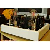 LJ 300B-6SN7 Single-ended Triode Power Amplifier m2009-02 (Inspired by AudioNote Quest)