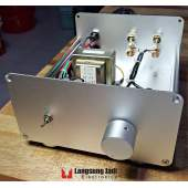 """One and Only"" LM4562 Stereo Line Flat PreAmp"