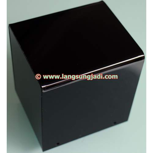 Acrylic transformer pot (9,9x8.5x9.3cm)