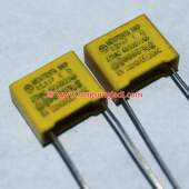 0.001uF (1nF) 275VAC X2 capacitor, each