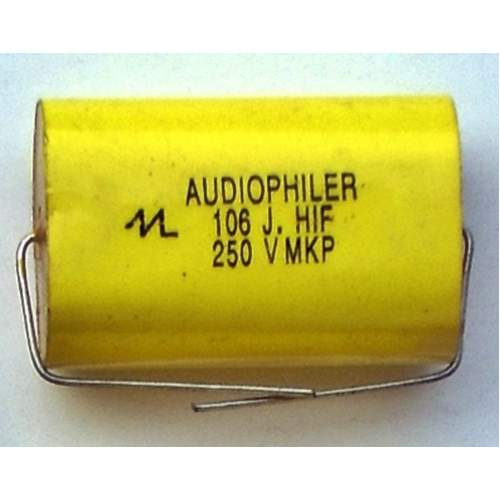 2.2uF 250VDC Audiophiler, each