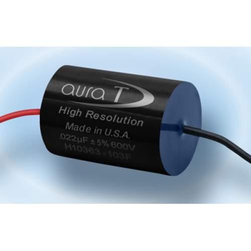 0.015uF 600VDC Aura-T teflon capacitor, each
