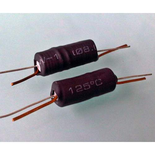 0.7uH 0.8mm + 10R aircore inductor (coil) for gainclone projects