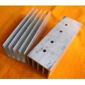 10cm Aluminium Heat Sink, each