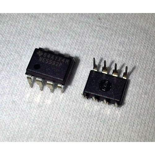 LF353 National Semiconductor dual op-amp (old stock), each