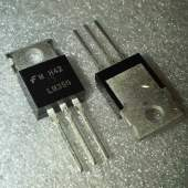LM350 National Semiconductor, 3A positive voltage regulator, each