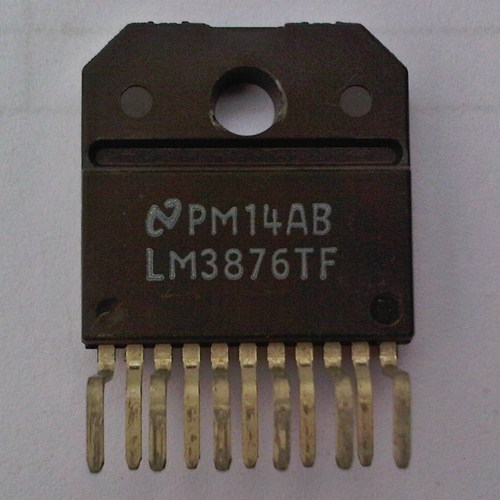 LM3876TF National, 56W High-Performance Audio Power Amplifier
