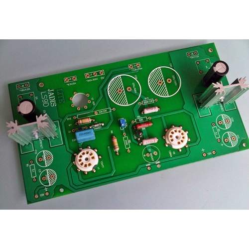 PCB, Lite LS9D Regulated PSU for Tube Amp (Jadis), each