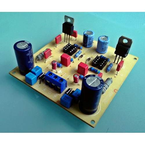 PCB, Low Impedance Power Supply (LIPS) for PreAmp, each -SOLD