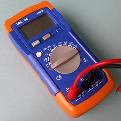Digital C-Meter (1pF to 20.000uF), each -SOLD OUT