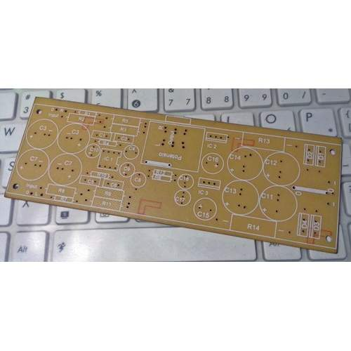 "PCB, ""One and Only"" LM4562 Line (Flat) PreAmp, each"