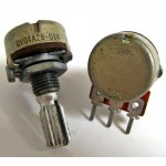 2xA50K ALPS potentiometer, each -SOLD