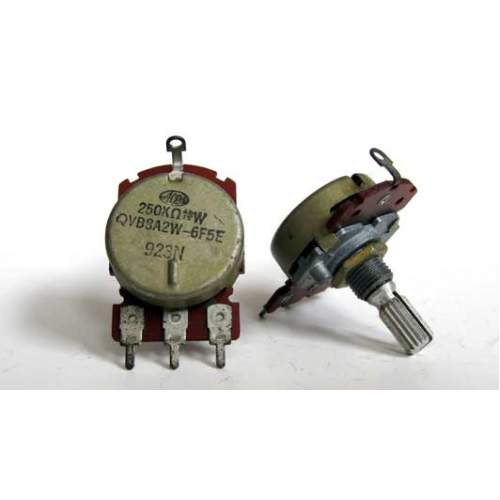 1x250KB-CT ALPS potentiometer, each -SOLD