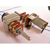3xB50K potentiometer, each