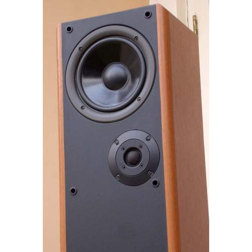 "LJ Sweet Brown, 6.5"" 2-Way Floorstanding Loudspeaker"