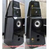 "LJ Black Pyramid 1, 8"" 3-Way Floorstanding Loudspeaker (price CALL)"