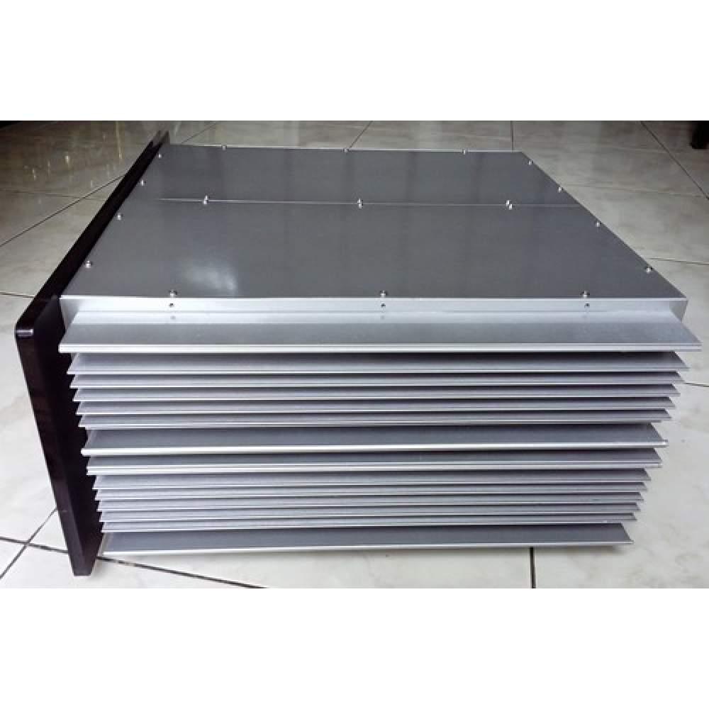 LJ 2x25W Class-A JFET-MOSFET Single-ended Amplifier (Pass Aleph J)