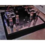 LJ EL34-6AN8 Push-pull Stereo Power Amplifier, 2x35W (inspired by Dynaco ST-70)