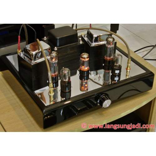 LJ EL34 Single-ended Stereo Amplifier, 2x8W