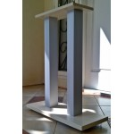 Center Loudspeaker Stand, each
