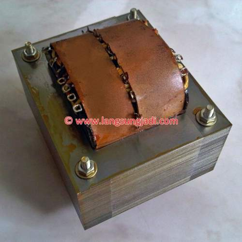 Custom Power Transformer for #27 Tube PreAmp, each