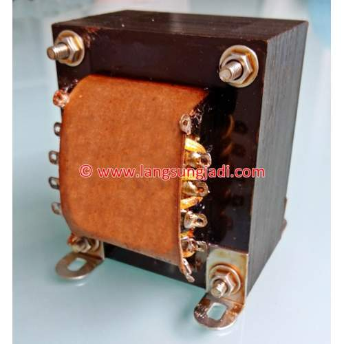 Custom Power Transformer for Tube PreAmp/Buffer (225V-CT), each